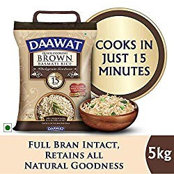 Daawat Brown Basmati Rice